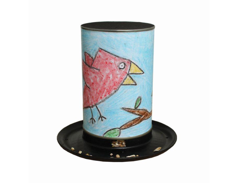 knutselset voor vogelvoeder