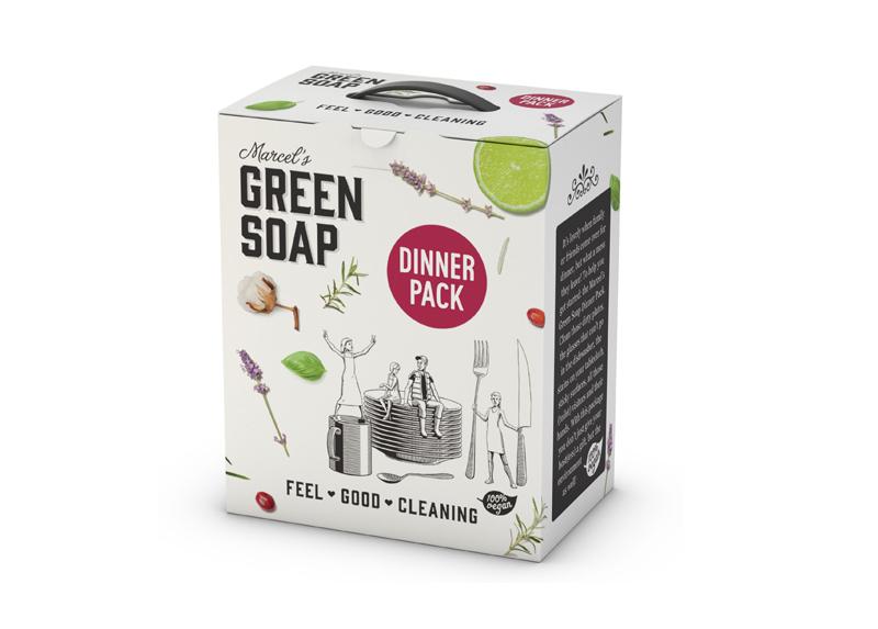Schoonmaakbox - 6 x Marcel's favoriete schoonmaakproducten