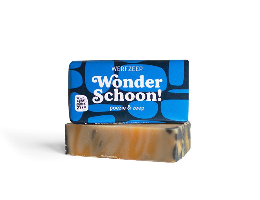 Werfzeep - Wonderschoon! - Dorien Dijkhuis