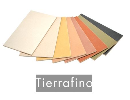 Kleurstalen Tierrafino Duro