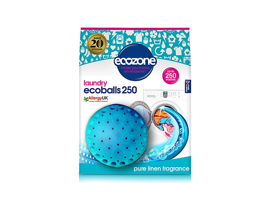 Ecoball - 250 wasjes - Pure Linen