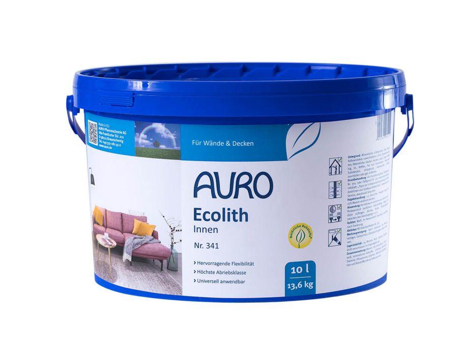 Kalkverf  Ecolith voor binnen (nr.341) 10L