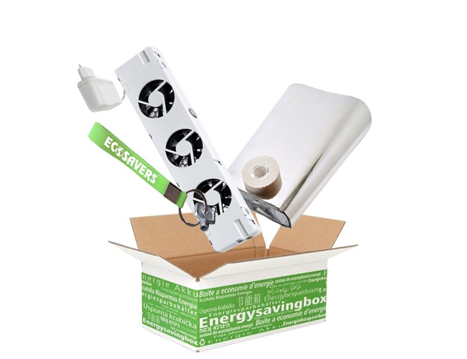 Energiebespaarbox - V3 - Large - Gasbesparing