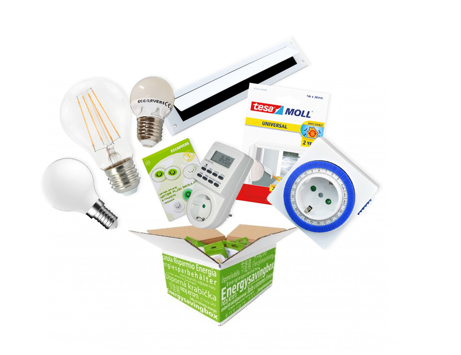 Energiebespaarbox -  Drenthe box