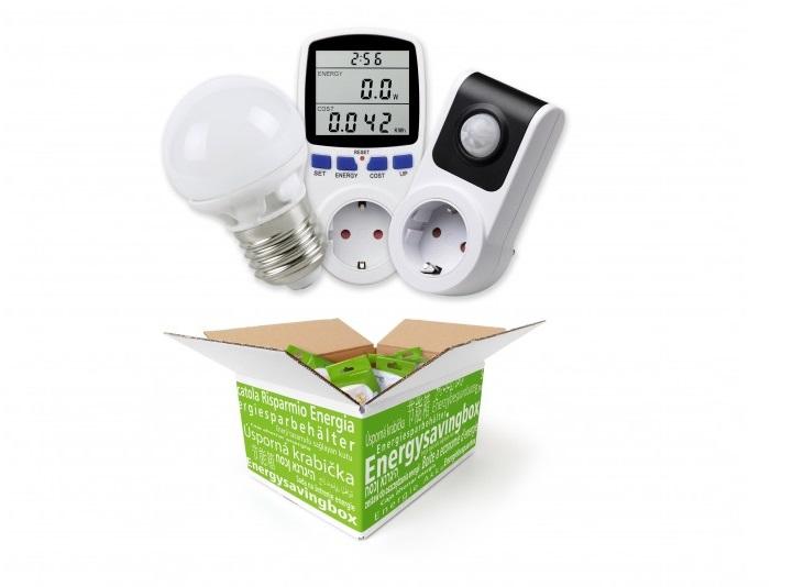 Energiebespaarbox - Stroom besparen 1