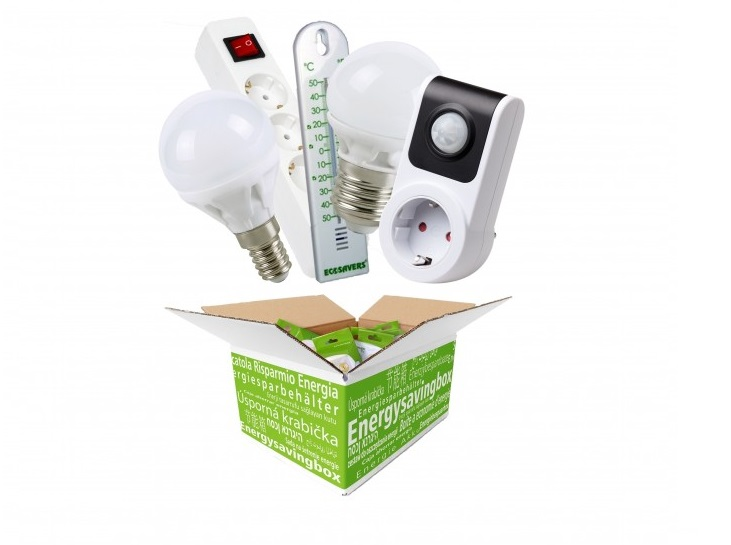 Energiebespaarbox - Stroom besparen 2