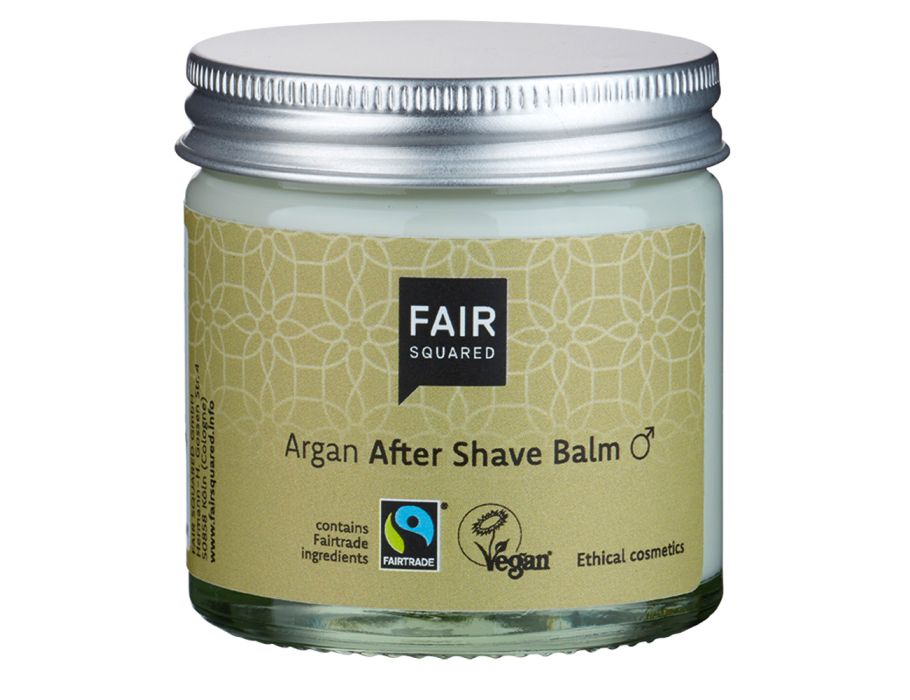 After shave balm man Argan