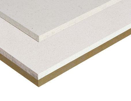 Estrich vloerplaat met houtvezel