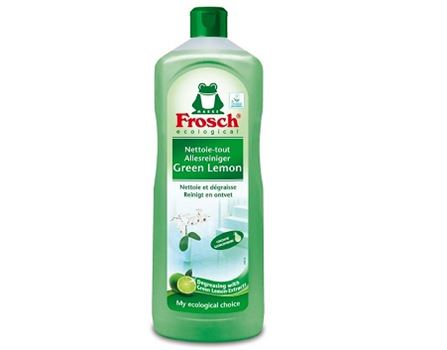 Allesreiniger green lemon 1L