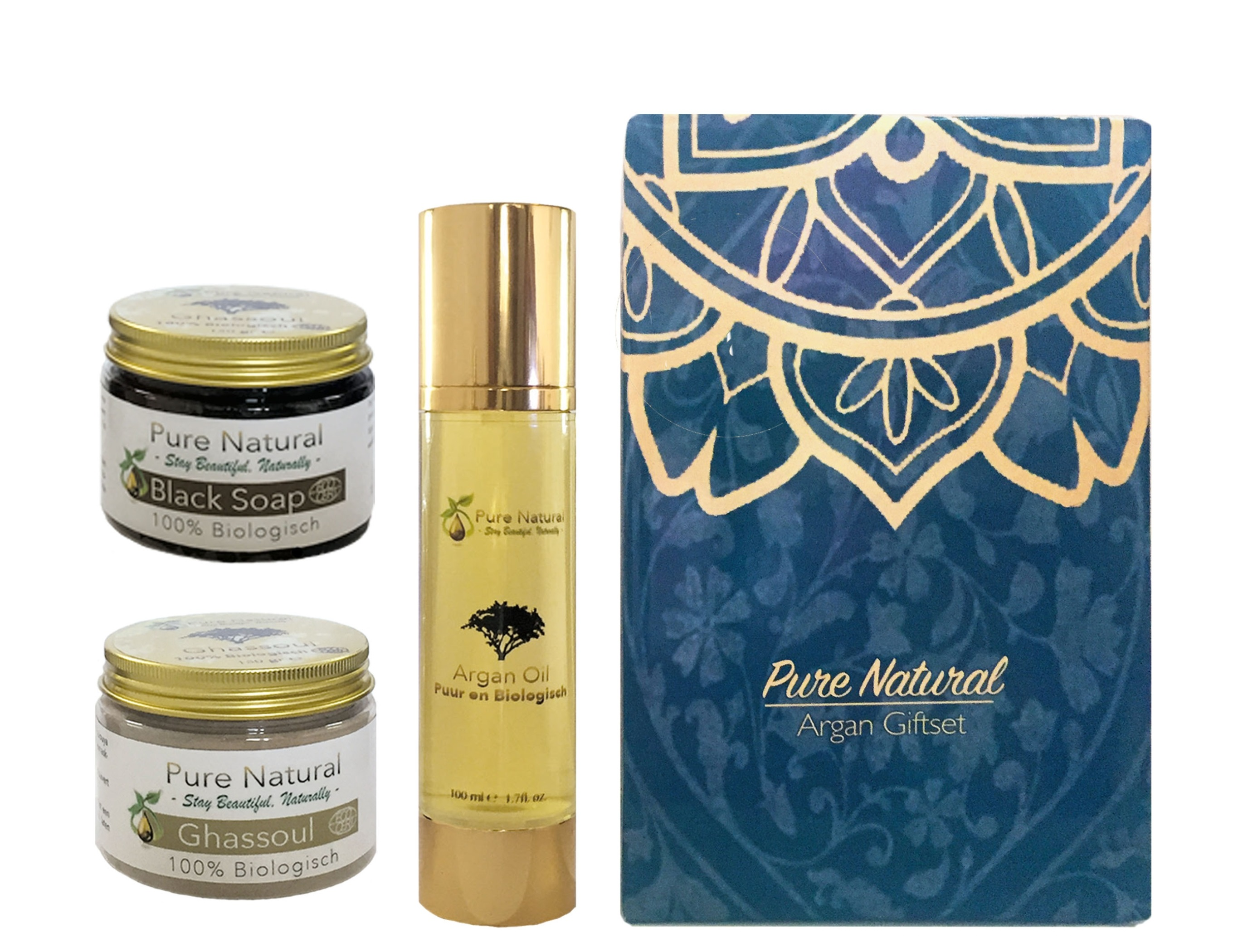 Argan Beautybox - Deluxe