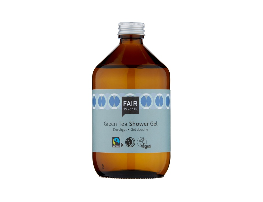 Shower Gel - Green Tea - Zero Waste - 500ml