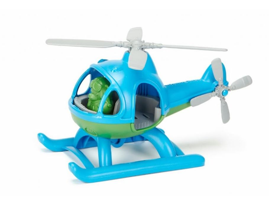 Helicopter - Blau