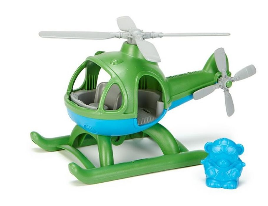 Helicopter - Grun