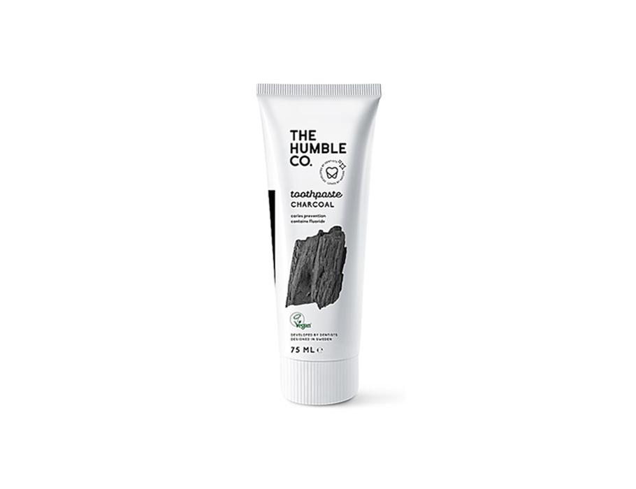 Natuurlijke tandpasta - charcoal