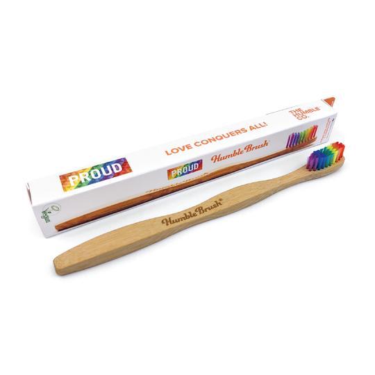 Tandenborstel - bamboe - Proud
