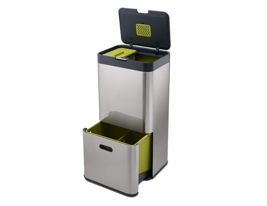 Afvalbak Totem Intelligent waste - 48 liter