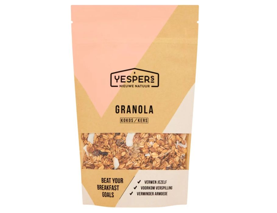 Granola Kokos-Kers