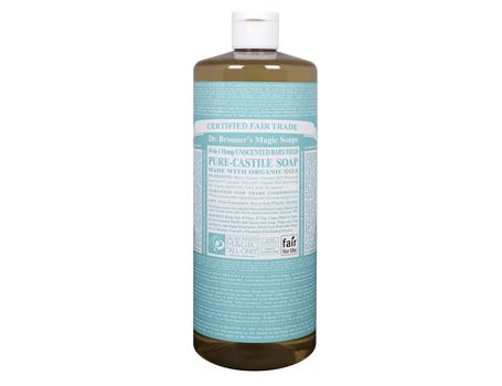 Dr. Bronner - 473 ml - Liquid Soap - Baby