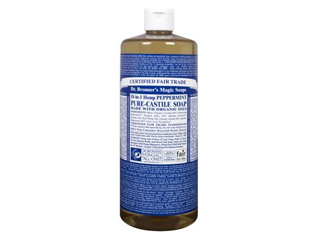 Dr. Bronner - 944 ml - Liquid Soap - Peppermint