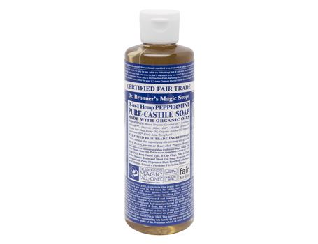 Dr. Bronner - 236 ml - Liquid Soap - Peppermint