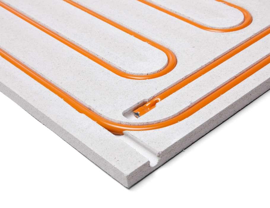 Moduleplaat 101 - 200x60x1,8cm met buis 11.6