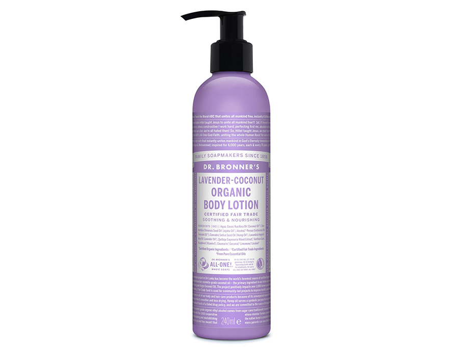 Dr. Bronner Lotion