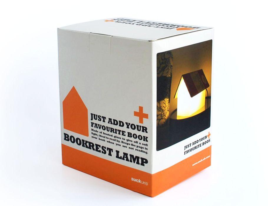 Leeslamp - Led - Boek