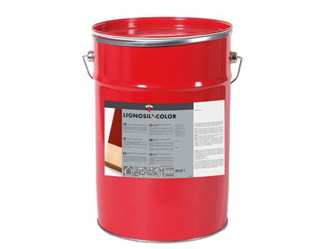 Lignosil Color - Wit 2,5L
