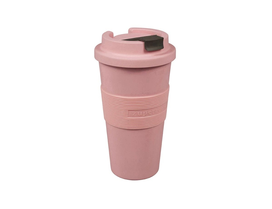 Koffiebeker to-go - 480ml - Lolipop Pink