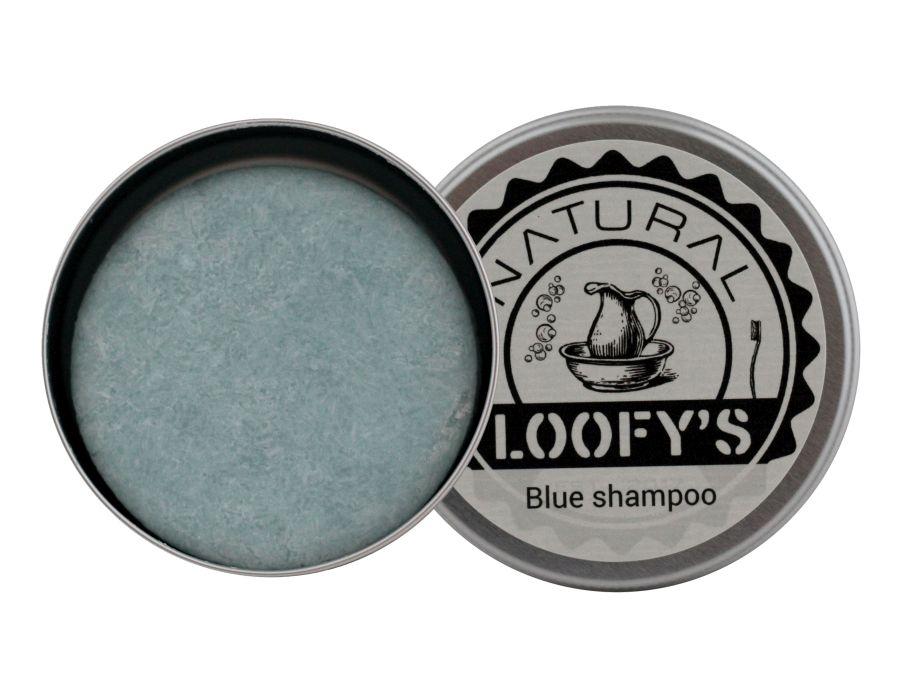 Shampoo Blue geschikt voor drooghaar