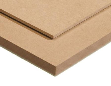 MDF formaldehyde vrij 12mm