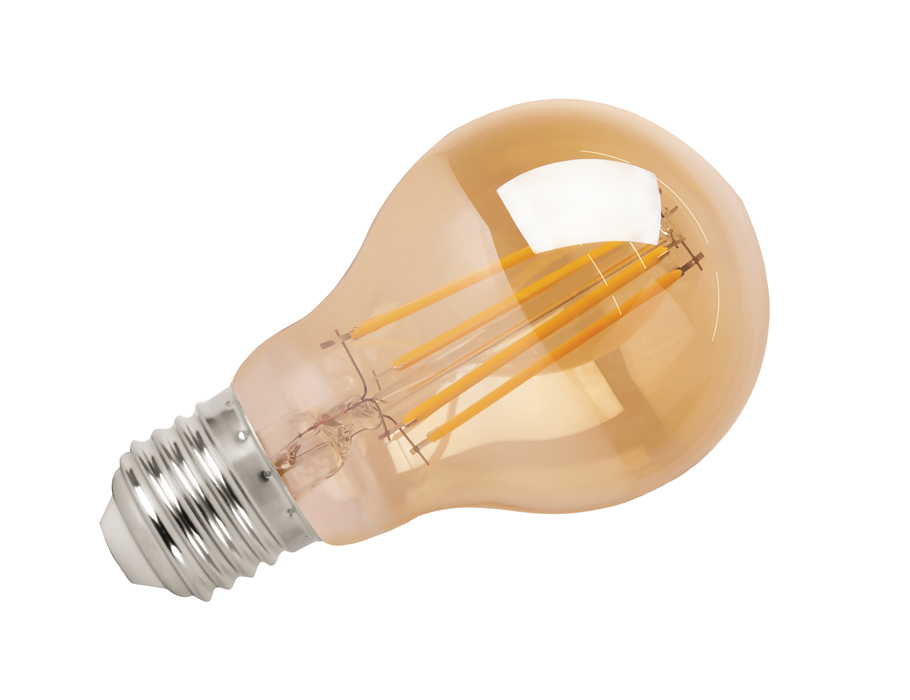 Ledlamp - E27 - 200 lm - bol - helder