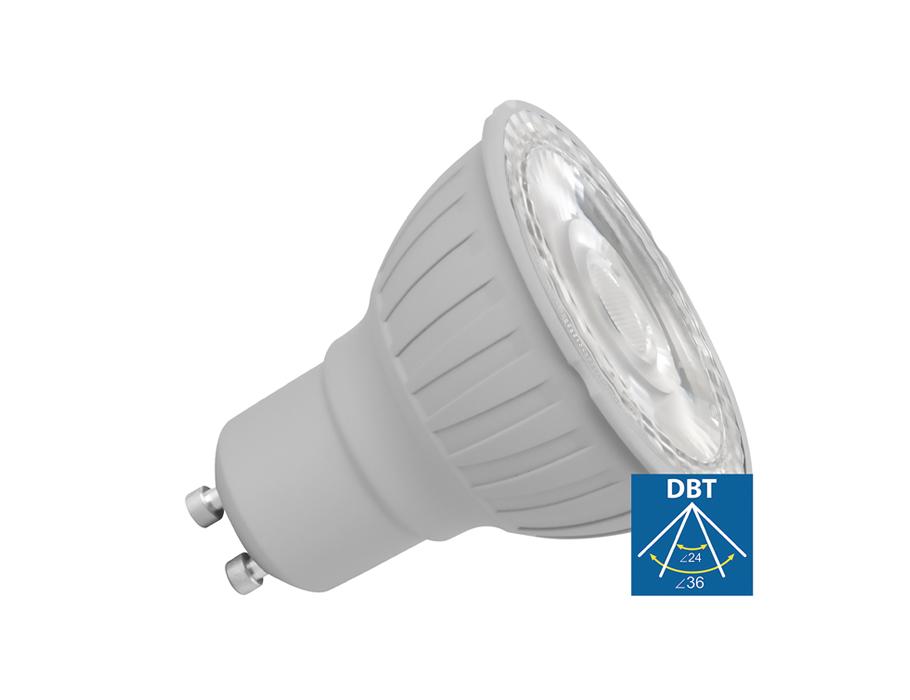 Ledlamp - GU10 - 550 lm - reflector - PAR16