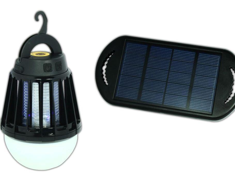 Anti Muskieten Lamp op Zon - Mosquito