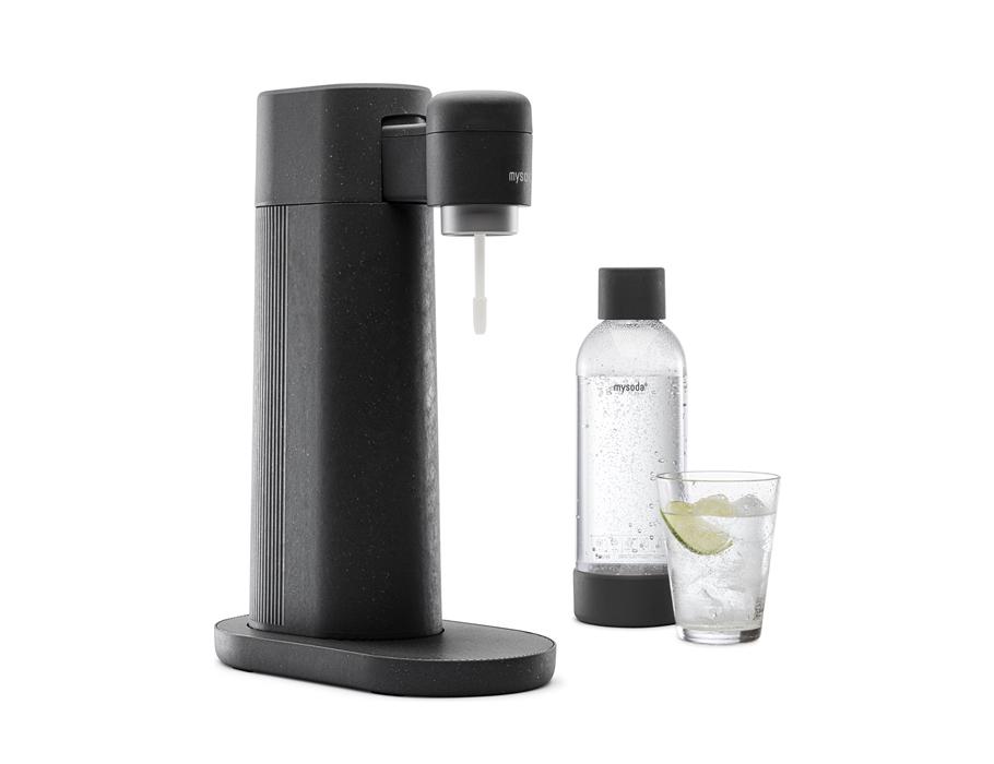 Soda maker - Toby - Black