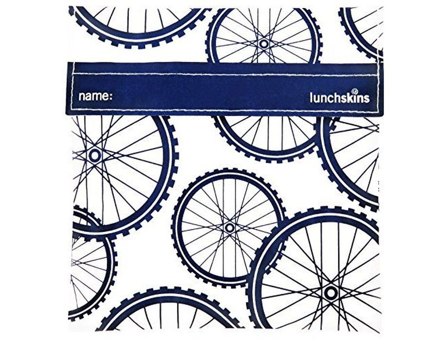 Lunchskin Big bag - Navy Bike