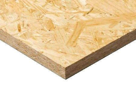Chipwood -OSB- 244x122 - 9mm E1