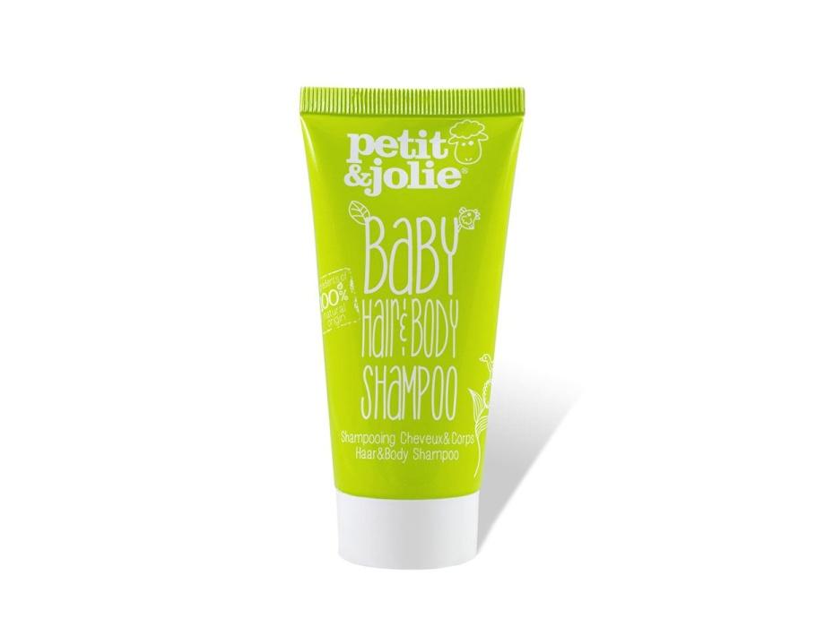 Baby Haar- und Körpershampoo 50ml (mini)