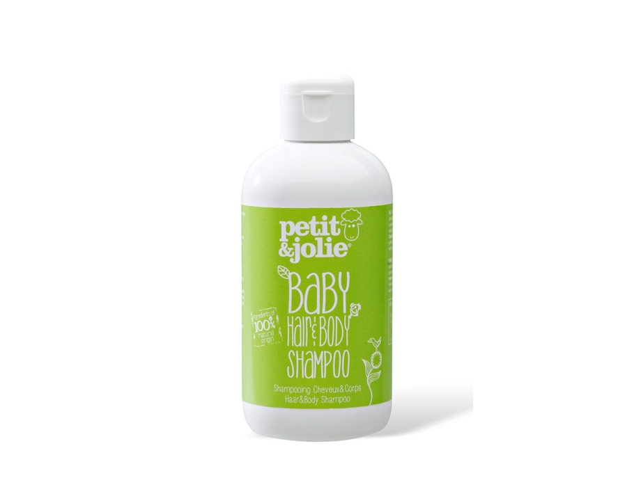 Baby Hair & Body Shampoo - 200ml