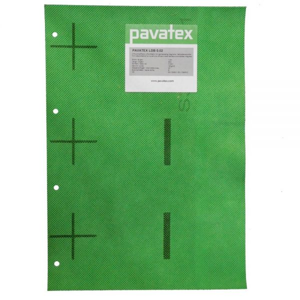 PAVATEX LDB 0.02