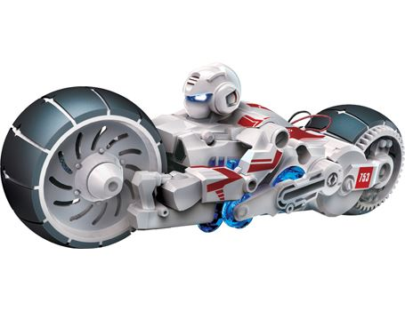 Racehorse bouwpakket – Stoere motor