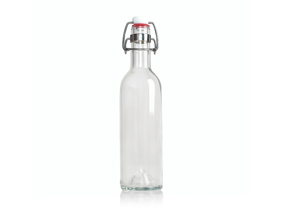 Rebottled Fles - Clear