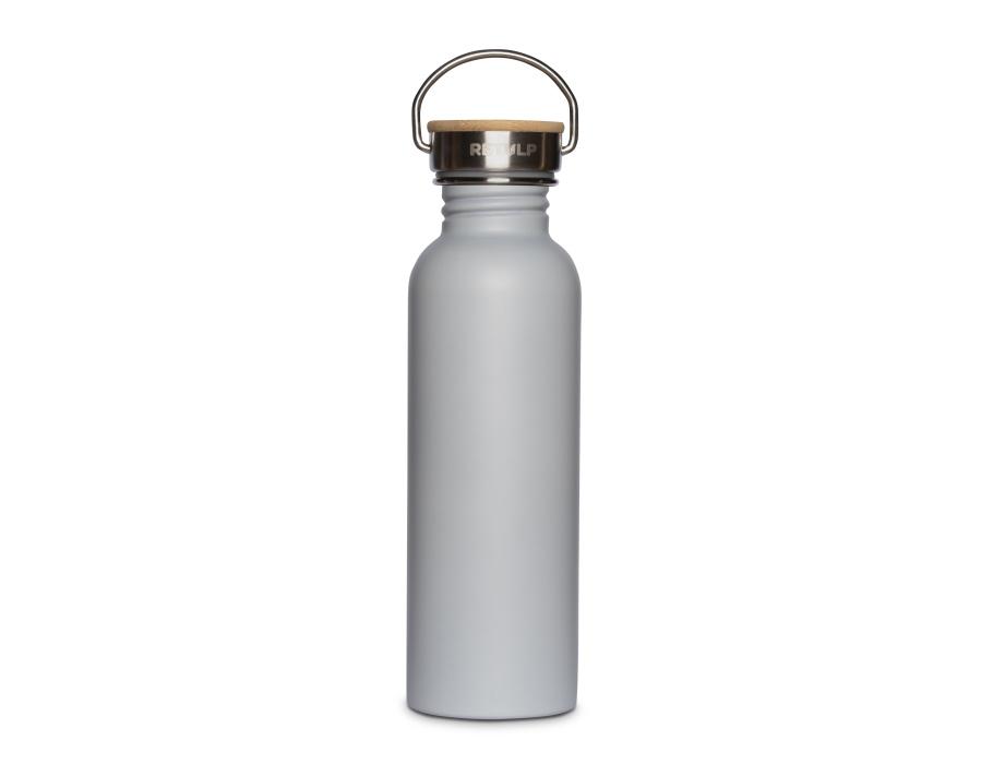 Waterflasche - Light Grey - 750 ml