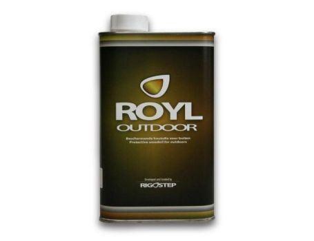 Royl Outdoor beschermolie