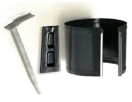 Sterpijp hulpstukken (75mm)