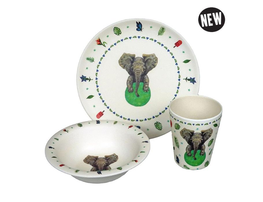 Servies Hungry Elephant (Mies)