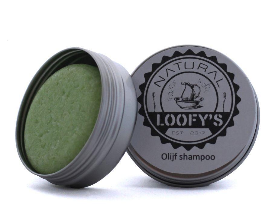 Shampoo Groen Olijf 70gr.