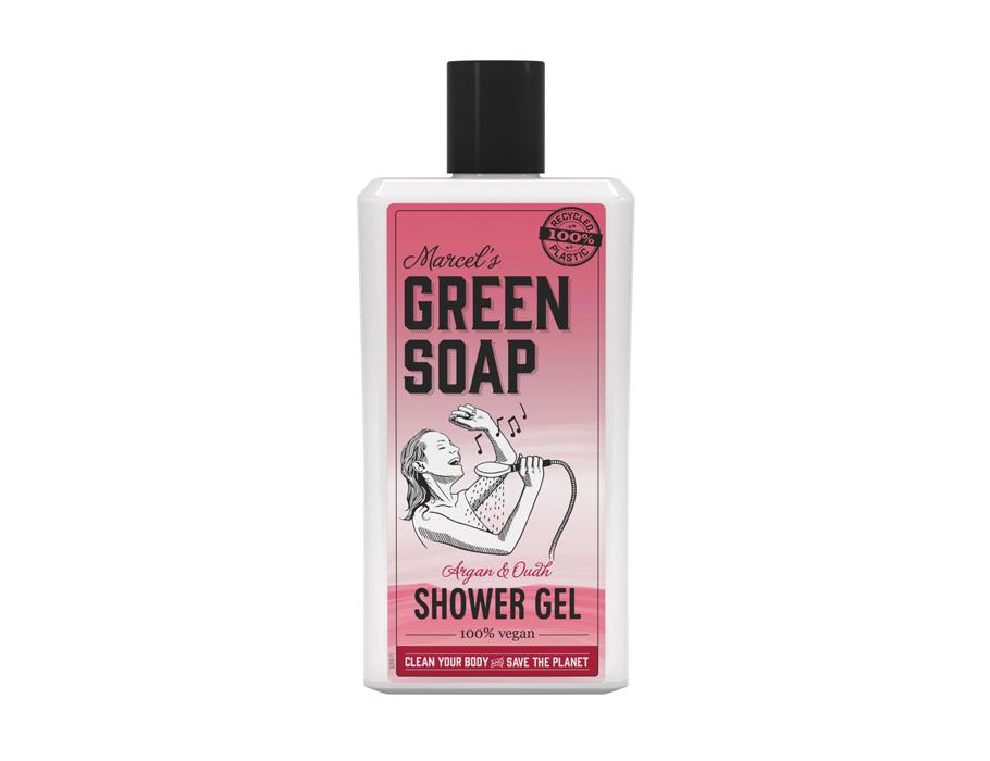 Shower gel - Argan & Oudh - 500ml