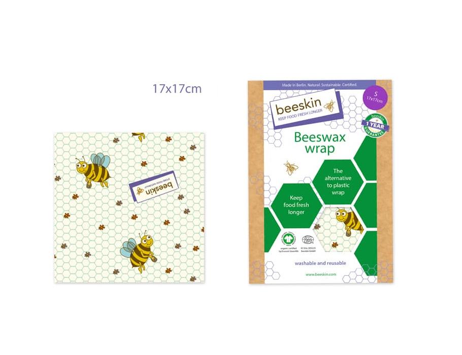 Bijenwasdoek Small - 17x17 - Kids print