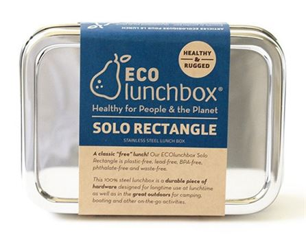 Lunchbox Solo Rectangle